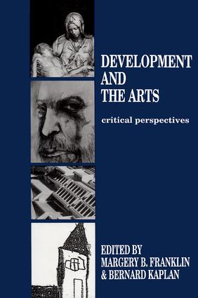 Development and the Arts: Critical Perspectives book cover