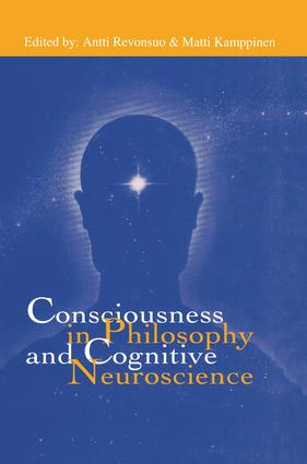 Consciousness in Philosophy and Cognitive Neuroscience (Hardback) book cover