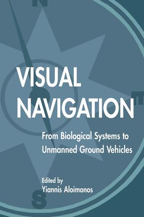 Visual Navigation: From Biological Systems To Unmanned Ground Vehicles (Hardback) book cover