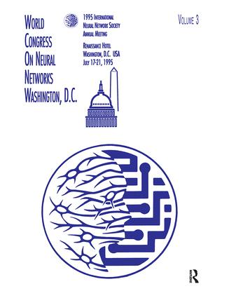 Proceedings of the 1995 World Congress on Neural Networks: 1st Edition (Paperback) book cover