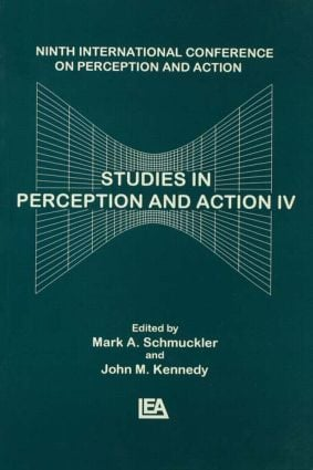 Studies in Perception and Action IV: Ninth Annual Conference on Perception and Action (Hardback) book cover