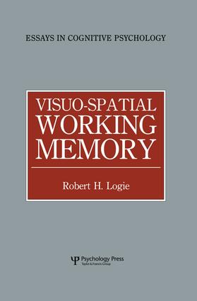 Visuo-spatial Working Memory: 1st Edition (Paperback) book cover