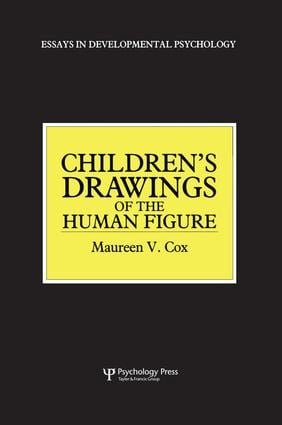 Children's Drawings of the Human Figure: 1st Edition (Paperback) book cover