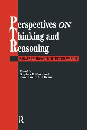 Perspectives On Thinking And Reasoning