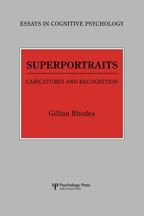 Superportraits: Caricatures and Recognition book cover