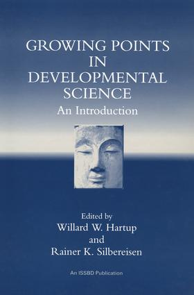 Growing Points in Developmental Science: An Introduction, 1st Edition (Paperback) book cover