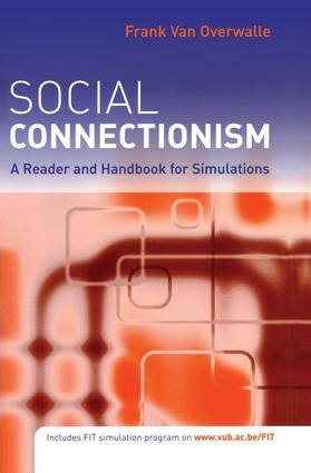Social Connectionism (Paperback) book cover