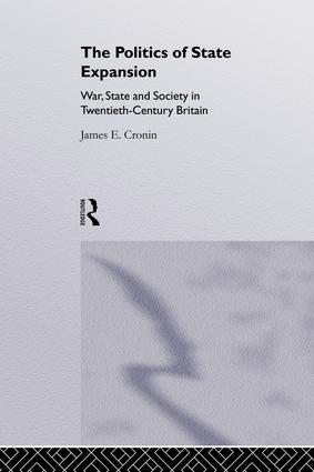 The Politics of State Expansion