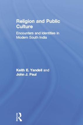 Religion and Public Culture