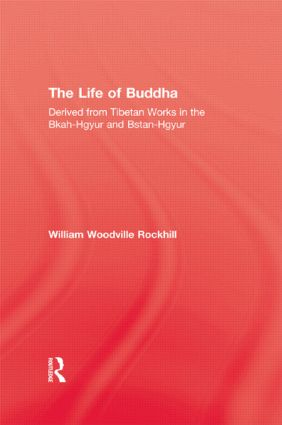 Life Of Buddha: 1st Edition (Paperback) book cover