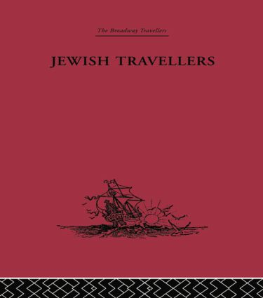 Jewish Travellers: 1st Edition (Paperback) book cover