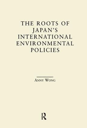 The Roots of Japan's Environmental Policies book cover