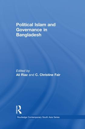 Political Islam and Governance in Bangladesh: 1st Edition (Paperback) book cover