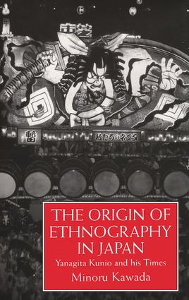 Origin Of Ethnography In Japan: 1st Edition (Paperback) book cover