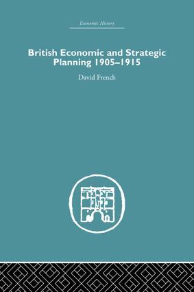 British Economic and Strategic Planning