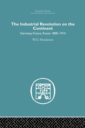 Industrial Revolution on the Continent