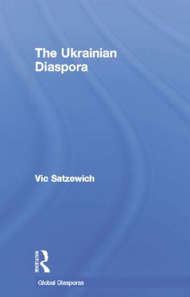 The Ukrainian Diaspora: 1st Edition (Paperback) book cover