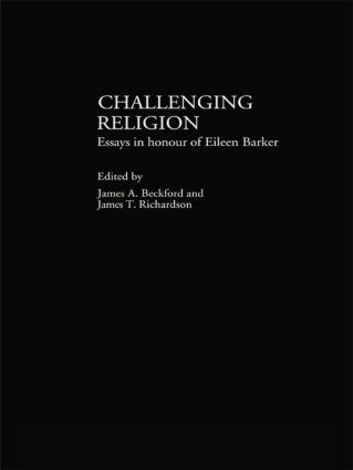 Challenging Religion: 1st Edition (Paperback) book cover