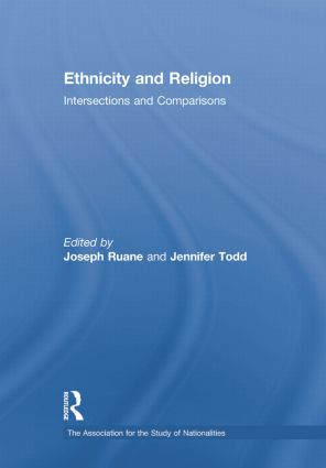 Ethnicity and Religion: Intersections and Comparisons book cover