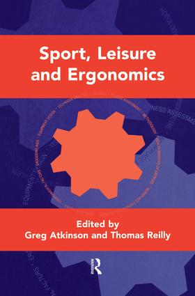 Sport, Leisure and Ergonomics