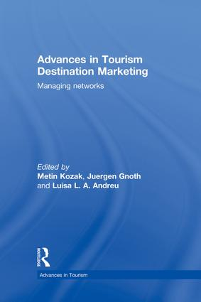 Advances in Tourism Destination Marketing