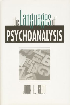 The Languages of Psychoanalysis book cover