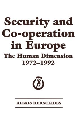 Security and Co-operation in Europe