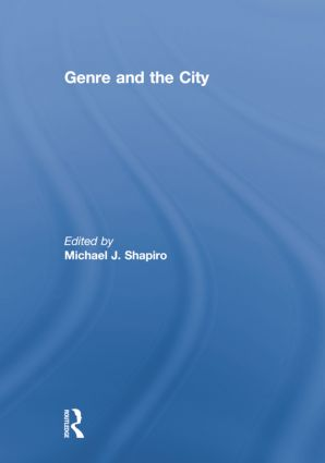 Genre and the City: 1st Edition (Paperback) book cover