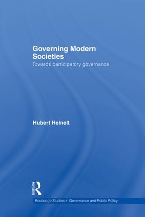 Governing Modern Societies