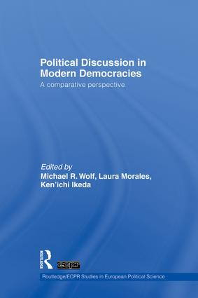 Political Discussion in Modern Democracies