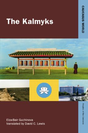The Kalmyks book cover