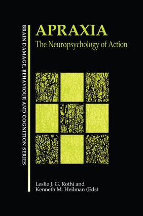 Apraxia: The Neuropsychology of Action book cover