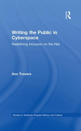 Writing the Public in Cyberspace