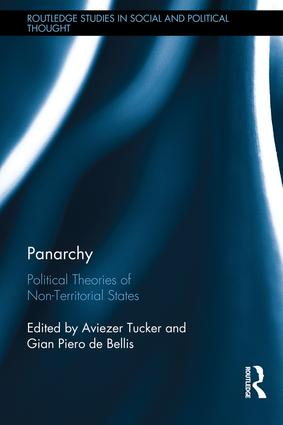 Panarchy: Political Theories of Non-Territorial States book cover