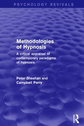 Methodologies of Hypnosis