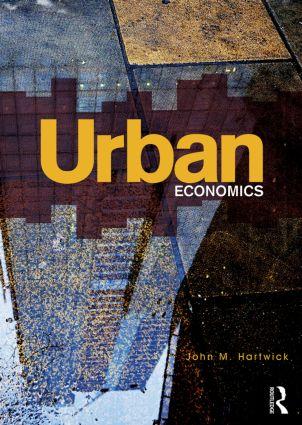 Urban Economics: 1st Edition (Paperback) book cover