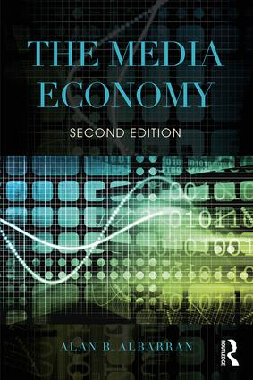 The Media Economy book cover