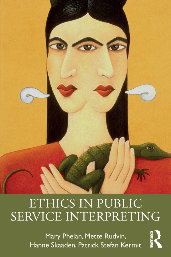 Ethics in Public Service Interpreting: 1st Edition (e-Book) book cover