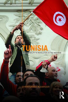 Tunisia: From stability to revolution in the Maghreb book cover