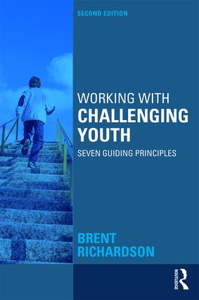 Working with Challenging Youth: Seven Guiding Principles book cover