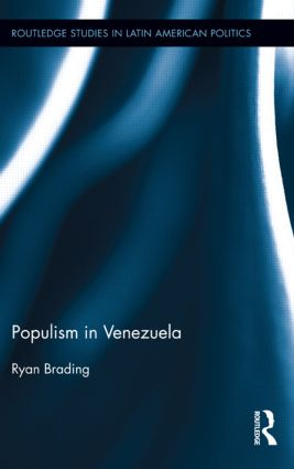 Populism in Venezuela book cover