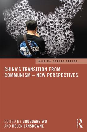 China's Transition from Communism – New Perspectives book cover