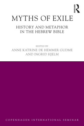 Myths of Exile: History and Metaphor in the Hebrew Bible book cover