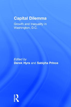 Capital Dilemma: Growth and Inequality in Washington, D.C. book cover