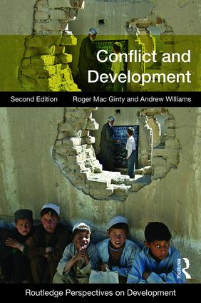 Conflict and Development book cover