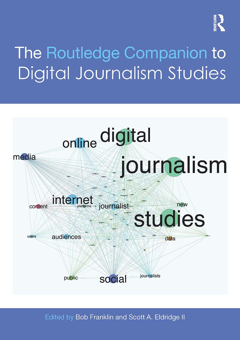 The Routledge Companion to Digital Journalism Studies (Hardback) book cover