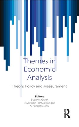 Themes in Economic Analysis: Theory, policy and measurement book cover