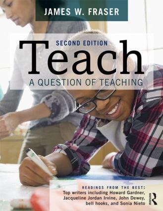 Teach: A Question of Teaching book cover