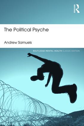 The Political Psyche book cover