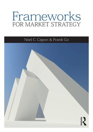Frameworks for Market Strategy: European Edition, 1st Edition (Paperback) book cover
